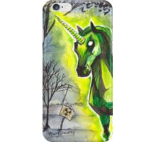 Radiant Unicorn iPhone Case/Skin