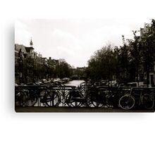 Amsterdam  Canvas Print