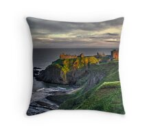 Dunnotar  Throw Pillow