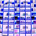 Neon city by sidfletcher