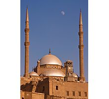 Citadel of Cairo Photographic Print