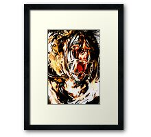 Wide Framed Print