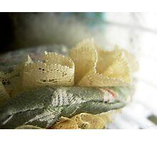 Lace Photographic Print
