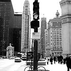 Chicago's Magnificent Mile. by Littlest