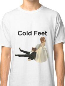 Cold Feet Black Classic T-Shirt