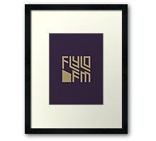 FlyLo FM Framed Print