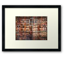 Thirteen? Framed Print