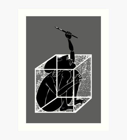 graphistophilus Art Print