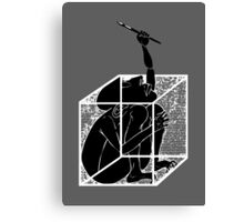 graphistophilus Canvas Print