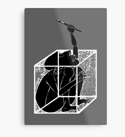 graphistophilus Metal Print