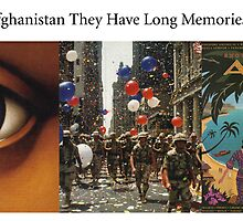 In Afghanistan, They Have Long Memories by jakking