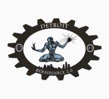 Detroit Renaissance 2.0 Kids Clothes