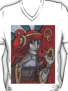 Queen of Hearts Tee (Off With Their Heads!) T-Shirt