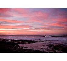 Dawn Peak Photographic Print