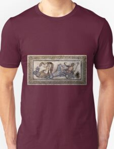 Ancient Roman Mosaic Unisex T-Shirt