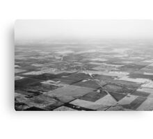 The Plains Metal Print