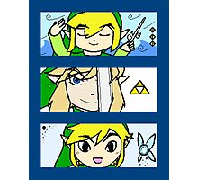 Link's Legend Photographic Print