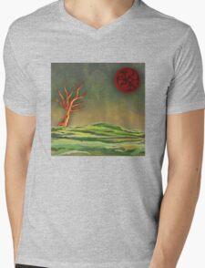 Wake To Greet The Morning III Mens V-Neck T-Shirt