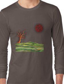Wake To Greet The Morning IV Long Sleeve T-Shirt