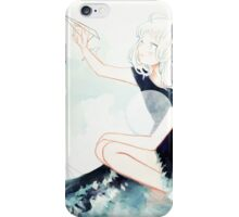 messages across the sea iPhone Case/Skin