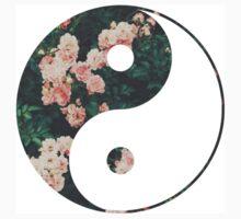 Pink Flower Zen by phantastique