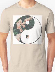 Pink Flower Zen T-Shirt