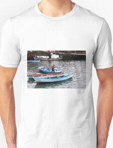 Harbour, Puerto Montt, Chile Unisex T-Shirt
