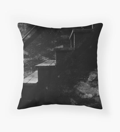 Heavenly Descent Throw Pillow