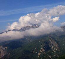 Mount Canigou Summit - Pyrenees by jacqi