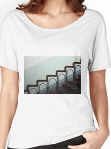 stairway Women's Relaxed Fit T-Shirt
