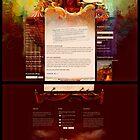 Duirwaigh Studios (Web design) by AngiandSilas