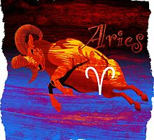 Aries by Daniel Loveday