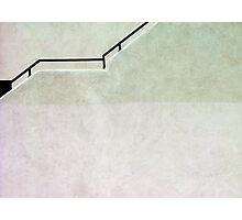 handrail Photographic Print