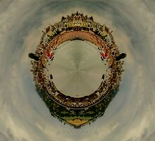 Little Planet Shaldon by phil hemsley