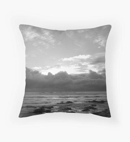 """Dragon Storm Cloud"" - Continued Throw Pillow"