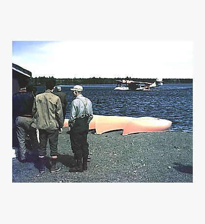 Wabush/Knob Lake 1953 Photographic Print