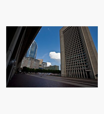 Boston Landscape Photographic Print