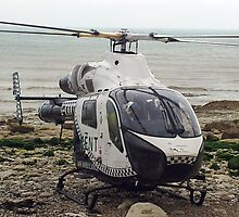 Air Ambulance by South-Pier
