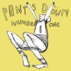 pants down #1 by Paul McClintock