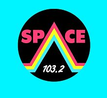Space 103.2 by routineforlivin