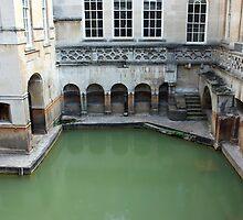 The Bath At Bath by jakking
