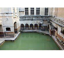 The Bath At Bath Photographic Print