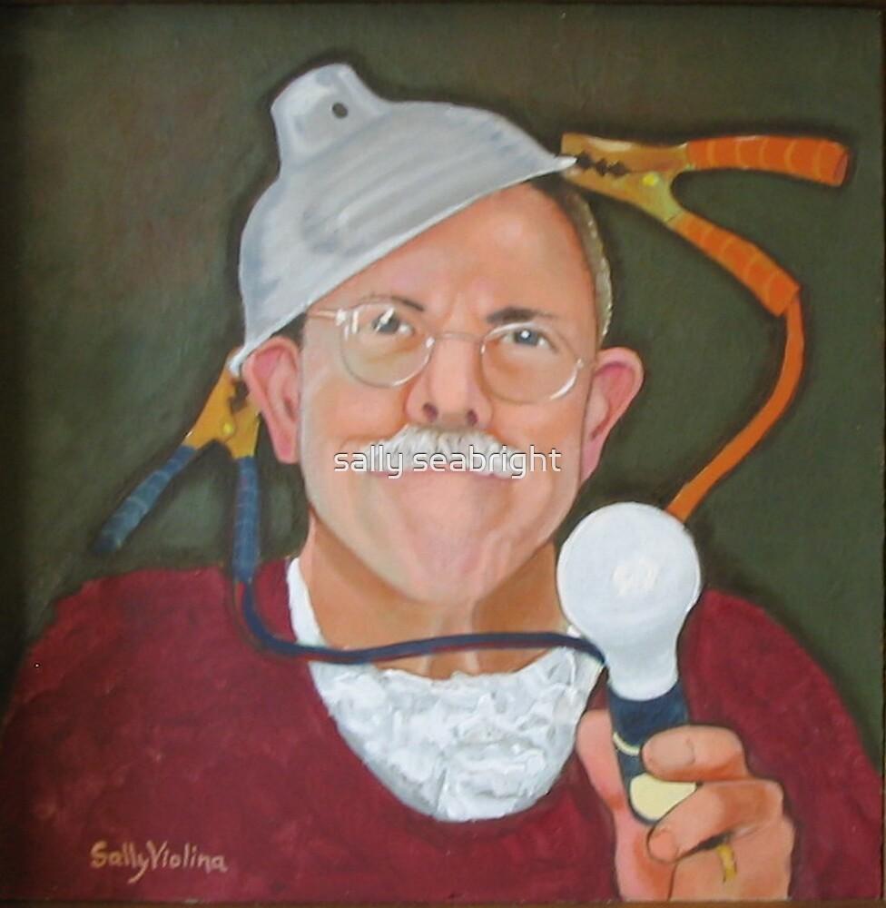 John Kovac, Inventor by sally seabright