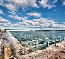 BLUE BATHS by RedMonkey Photography