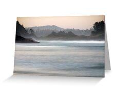 Chesterman Beach, Sunrise Greeting Card
