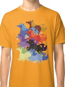 My Little Primal Ponies Classic T-Shirt