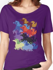 My Little Primal Ponies Women's Relaxed Fit T-Shirt