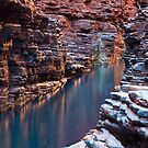 Karijini Sunrise by aabzimaging