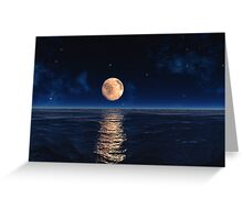 Beyond the Sea Greeting Card