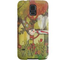 forest fairy Samsung Galaxy Case/Skin